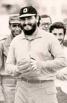 Fidel Castro comes out of retirement and near-death to lead the Cuban squad to victory.